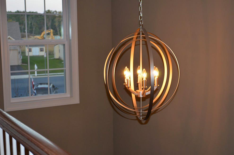 Unique Foyer Chandeliers : Hanging foyer light fixtures design ideas