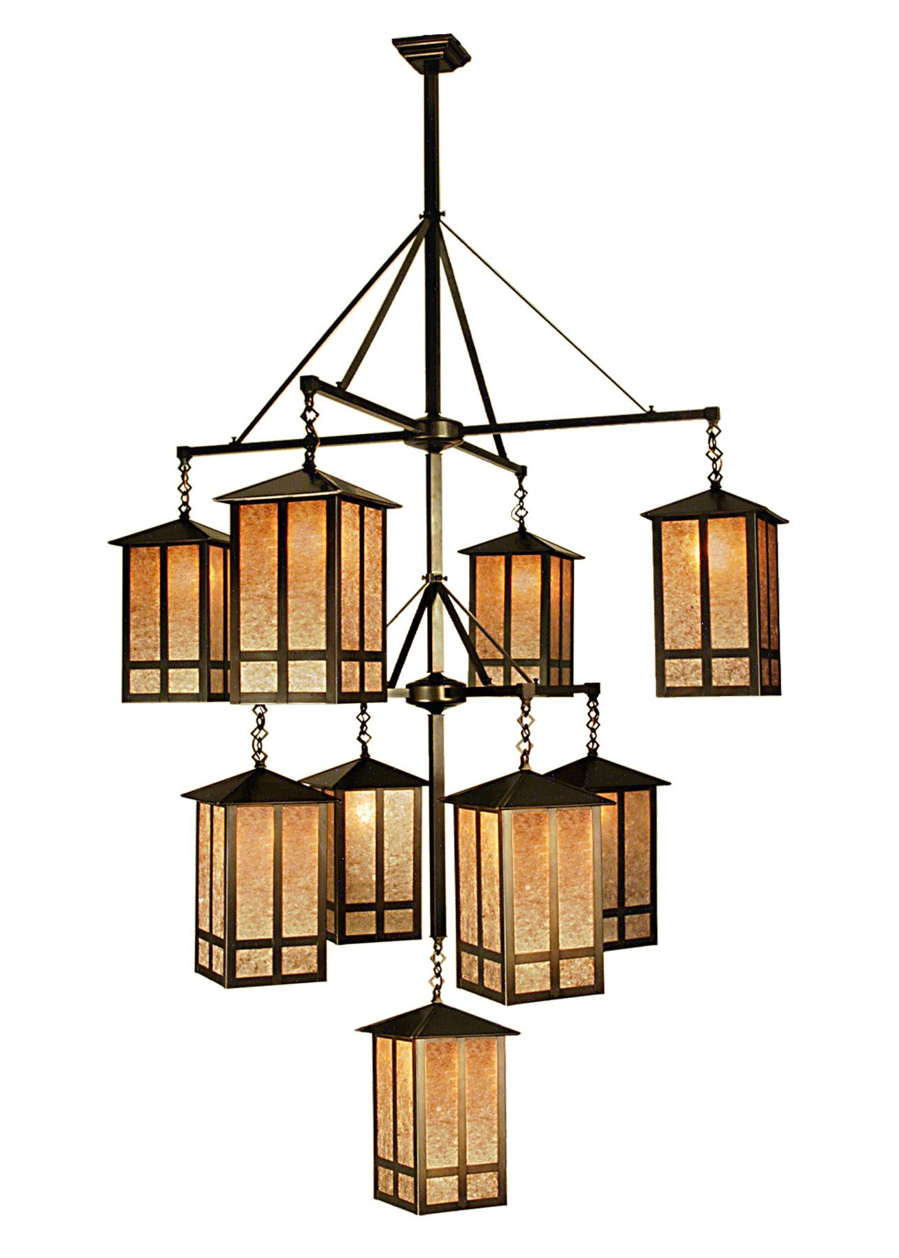 Hanging Lantern Lighting Fixtures