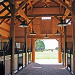 Horse Barn Light Fixtures