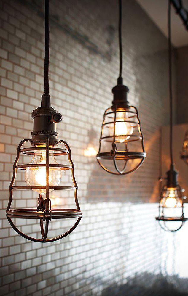 Industrial vintage lighting fixtures light fixtures - Decoracion industrial vintage ...