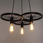 Iron Kitchen Lighting Fixtures