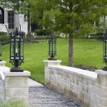 Iron Outdoor Lighting Fixtures