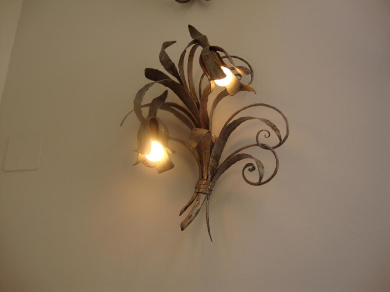 Iron Wall Light Fixtures