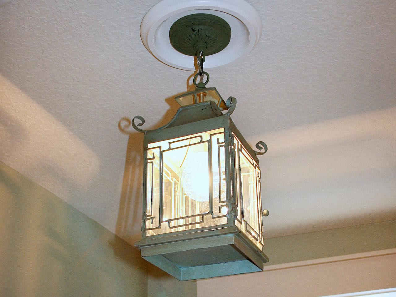 Lantern Light Fixture Indoor