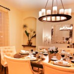 Light Fixtures Dining Table