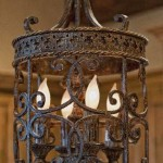 Light Fixtures Wrought Iron