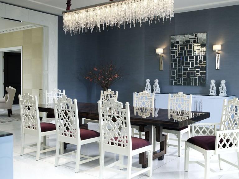 Lighting Fixtures Dining Area