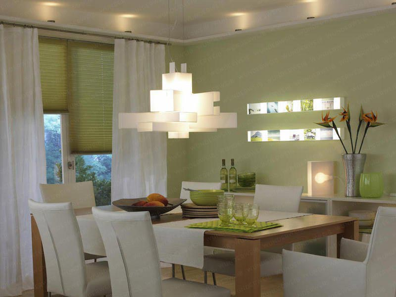 Lighting Fixtures Dining Room