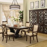 Lighting Fixtures Dining Table