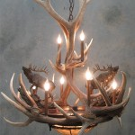Making Antler Light Fixtures