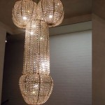 Modern Light Fixtures Foyer