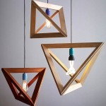 Modern Wooden Light Fixtures