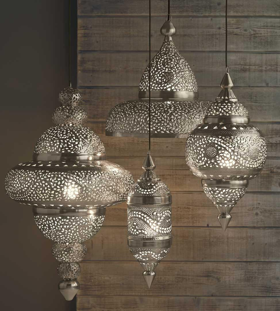Moroccan Lantern Lighting Fixtures