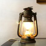 Oil Lantern Light Fixtures