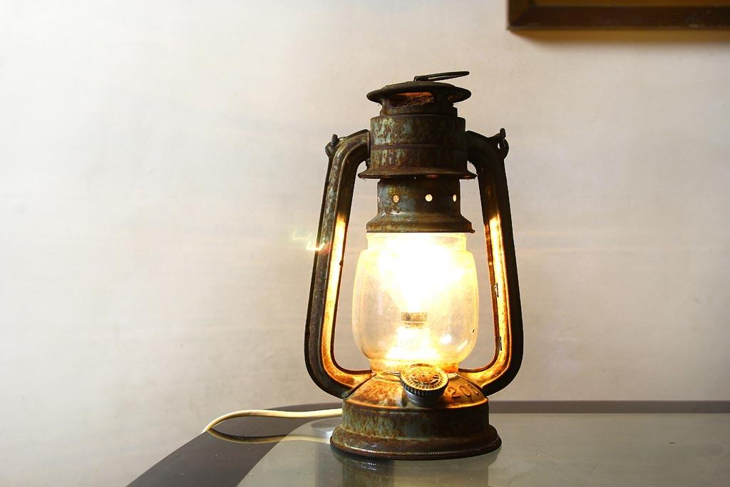 Oil Lantern Light Fixtures
