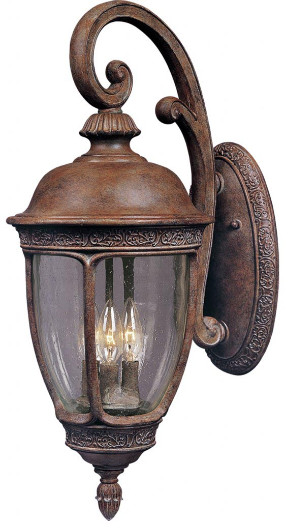 Outdoor Light Fixtures Copper
