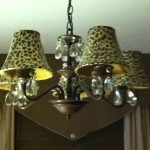 Paint Brass Light Fixtures
