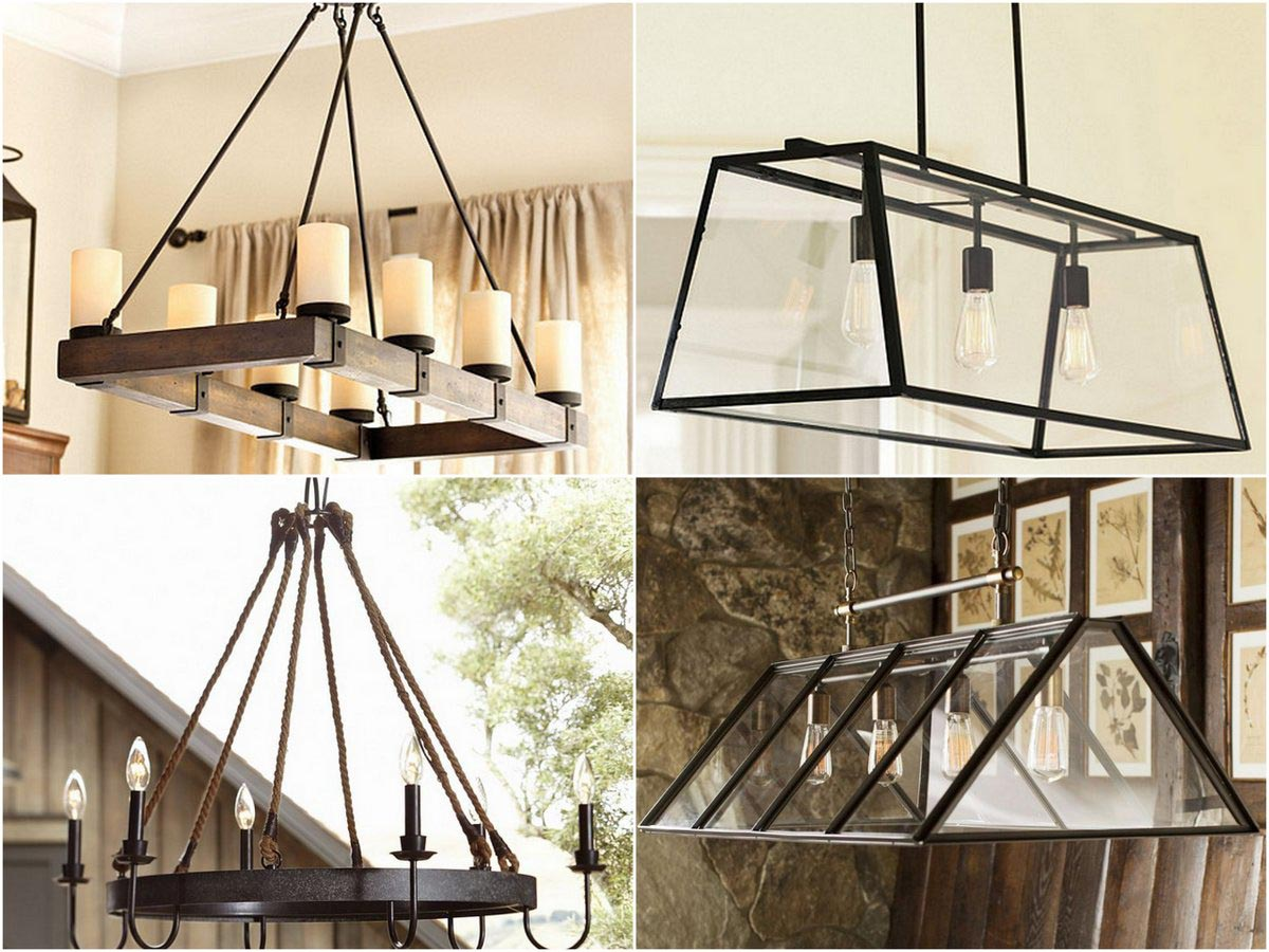 Pottery Barn Lighting Fixture