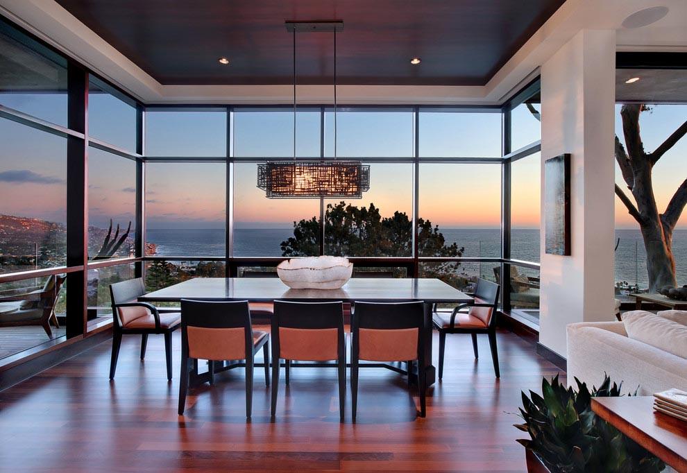 Rectangular Dining Light Fixture