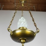 Restoring Antique Light Fixtures