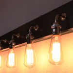 Retro Bathroom Light Fixtures