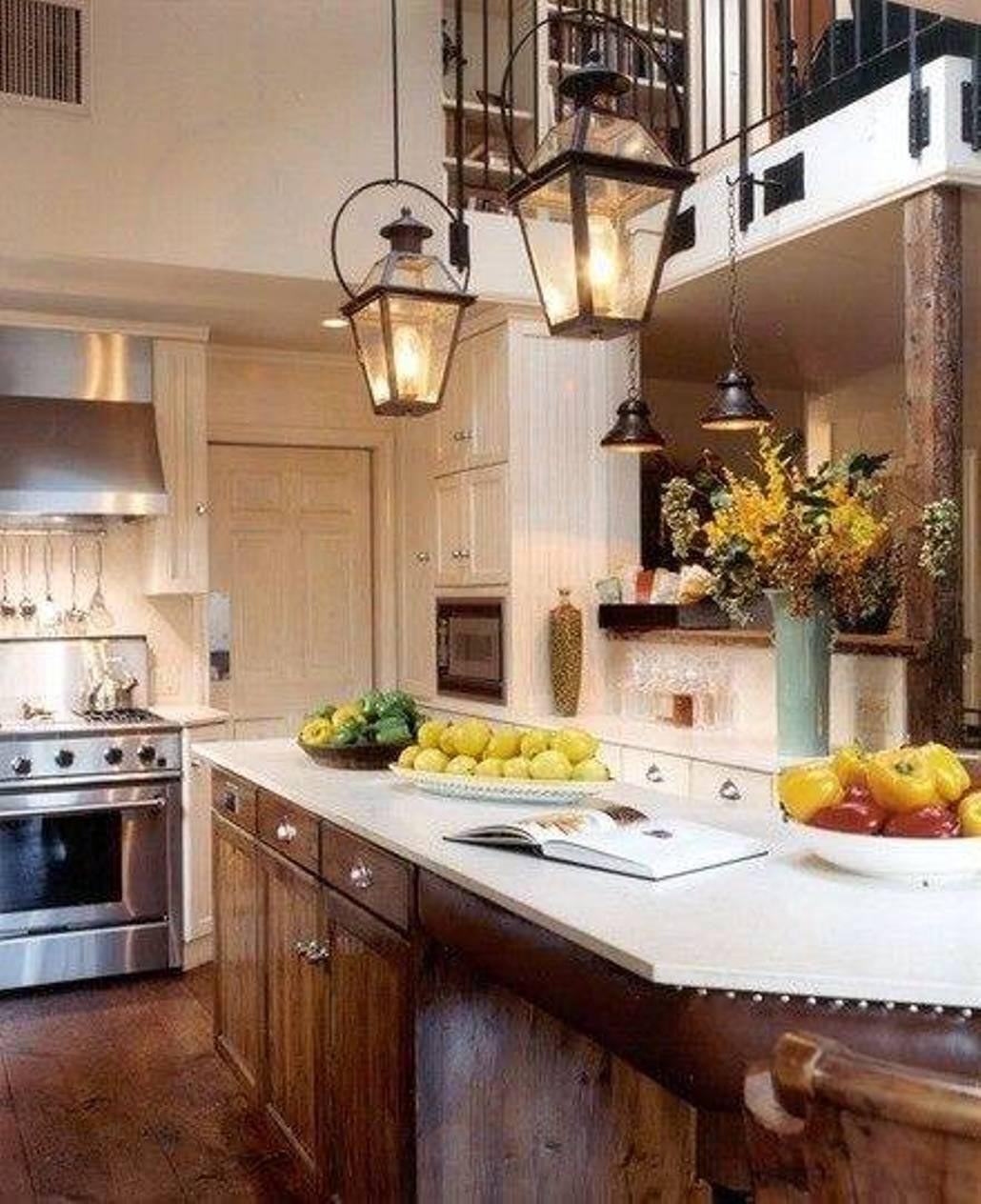 Retro Kitchen Light Fixtures