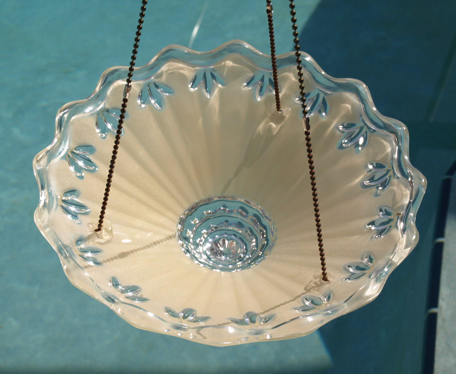 Retro Light Fixture Parts