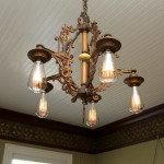 Retro Light Fixtures Home