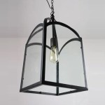 Rod Iron Light Fixtures