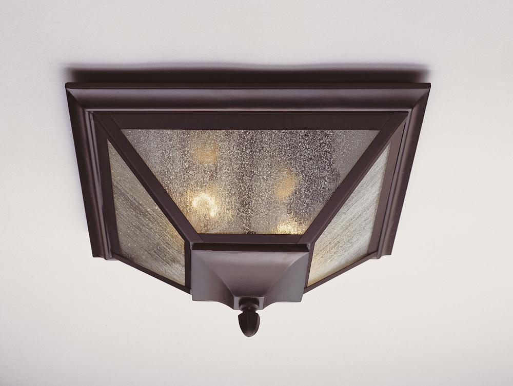Rubbed Bronze Light Fixtures