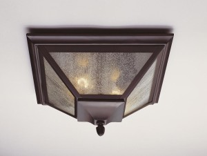 Rubbed Bronze Lighting Fixtures