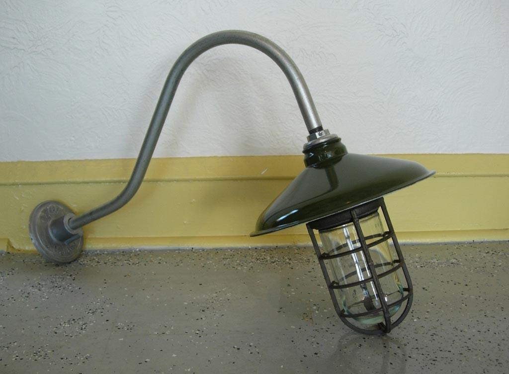 Vintage Barn Light Fixtures