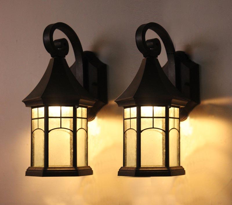 Vintage Exterior Light Fixtures