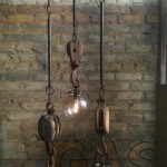 Vintage Industrial Light Fixtures