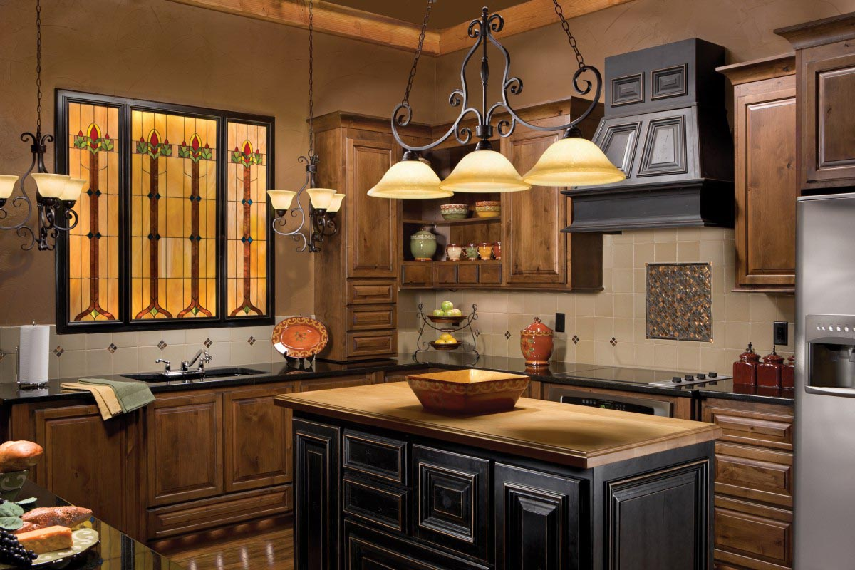 Vintage Kitchen Lighting Fixtures