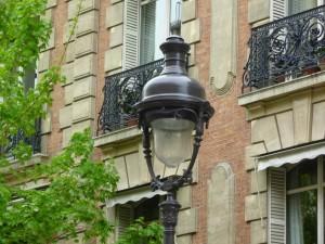 Vintage Street Light Fixtures