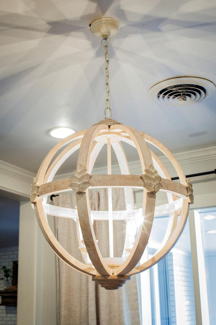 Wooden Light Fixture Plans