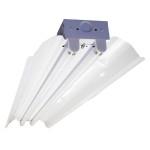2 Bulb T8 Light Fixture