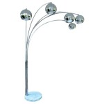 5 Arch Floor Lamp