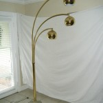Arch Floor Lamp Marble Base