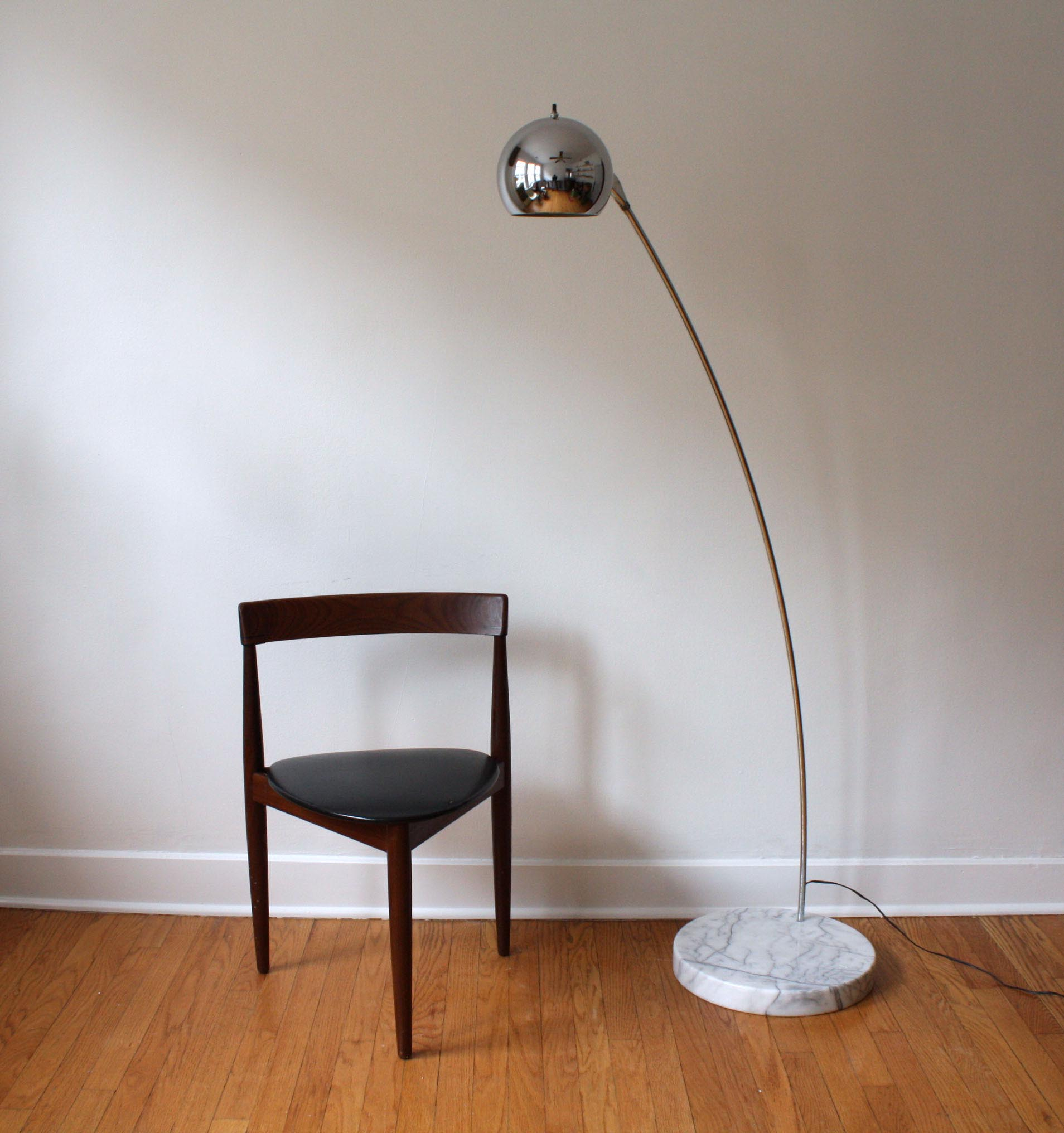 Arch floor lamps contemporary light fixtures design ideas for Arch floor lamps for living room