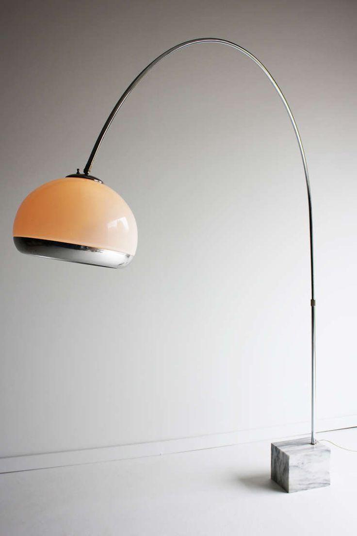 Arch Marble Floor Lamp