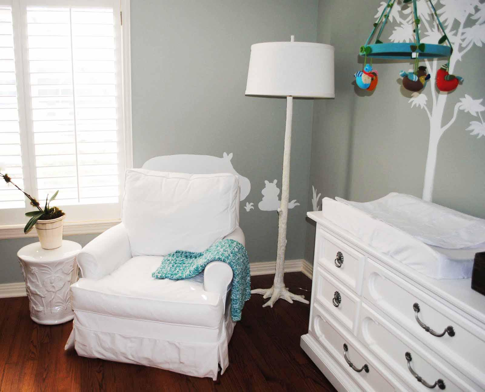 Baby Nursery Floor Lamps