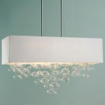 Bubbles Glass Modern Chandelier