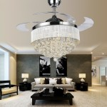 Ceiling Fans with Chandeliers