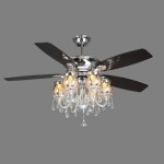 Chandelier Ceiling Fan Light Kit