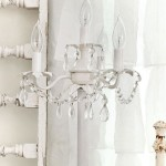 Chandelier Floor Lamp DIY