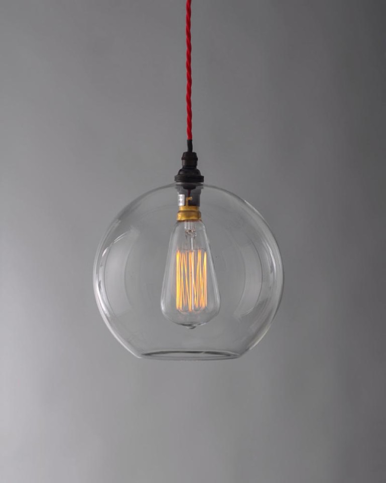 clear glass globes for chandeliers light fixtures design ide