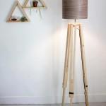 Cool DIY Floor Lamps