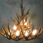 Deer Antler Chandelier Kit